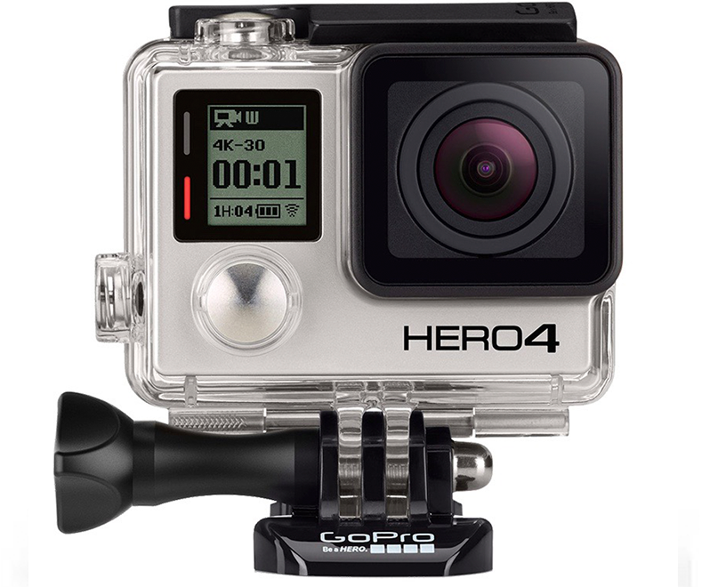 GoPro Hero 4: Black Edition
