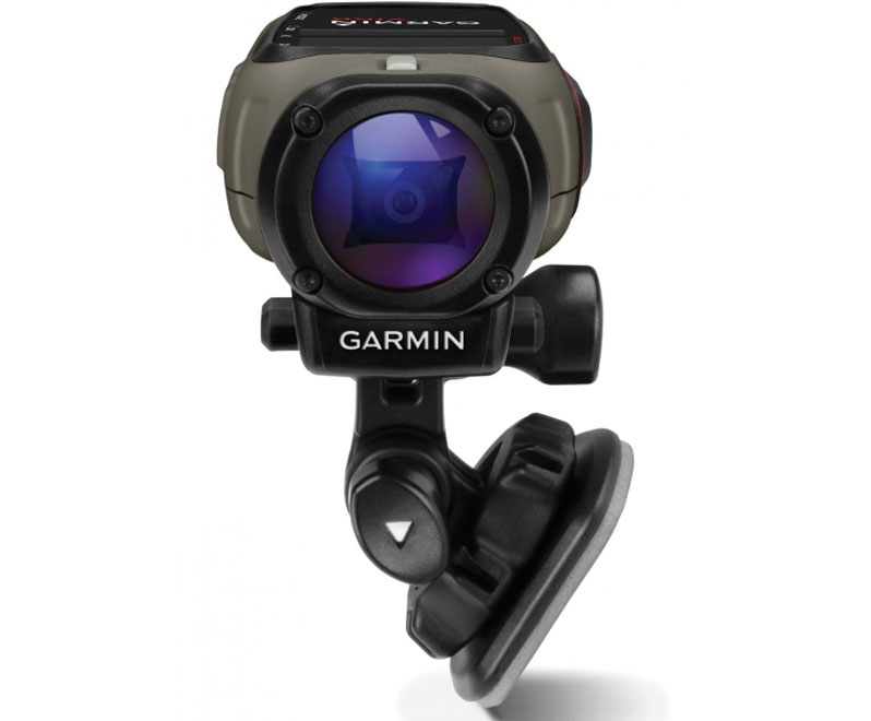 Garmin Virb Elite Dark с дисплеем